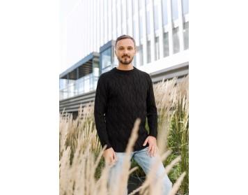 Aktorius E. Kvoščiauskas pristato megztinius iš alpakų vilnos