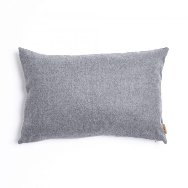 LIMA pilkos spalvos pagalvėlė