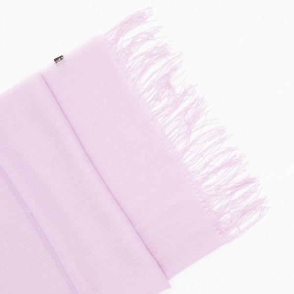 Pelenų rožinės spalvos alpakos - šilko šalis