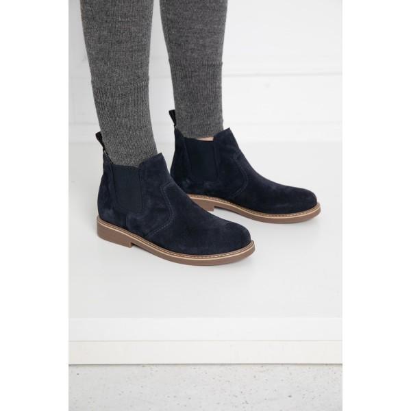Mėlynos spalvos batai Chavín