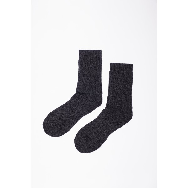 Tamsiai pilkos spalvos kojinės