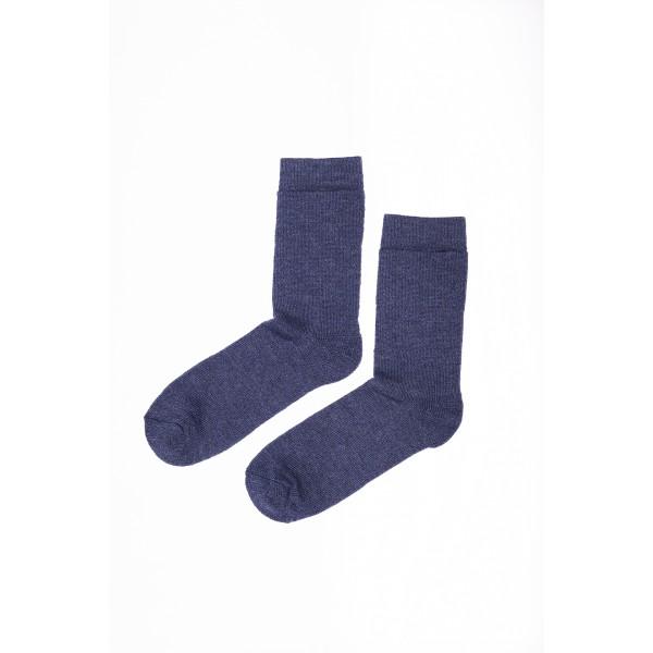 Violetinės spalvos kojinės