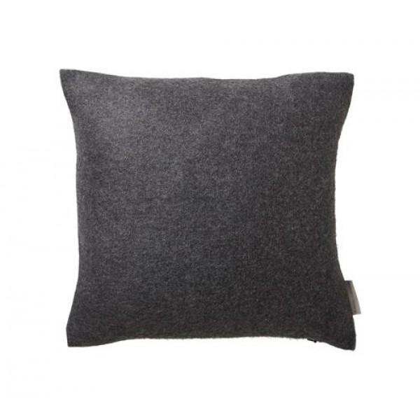 MALA tamsiai pilkos spalvos pagalvėlė