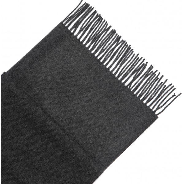 Tamsiai pilkos spalvos šalikas